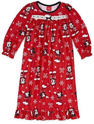 Asstd National Brand Mickey/Minnie Gown - Girl's
