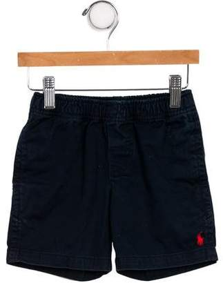 Polo Ralph Lauren Boys' Woven Bermuda Shorts