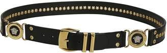 Versace Studded Belt