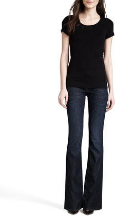 Hudson Signature Savage Boot-Cut Jeans
