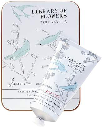 Library of Flowers True Vanilla Handcream