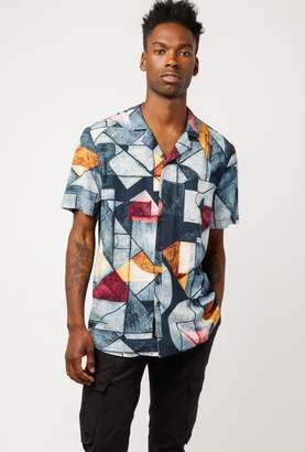 NATIVE YOUTH Olio Etch SS Shirt
