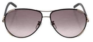 Chloé Tinted Aviator Sunglasses w/ Tags