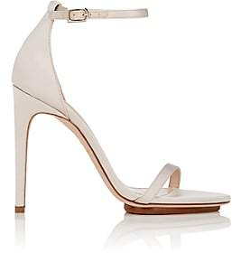 Calvin Klein WOMEN'S VALERY SILK SANDALS