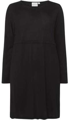 Dorothy Perkins Womens **Juna Rose Curve Black Tunic