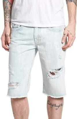 True Religion Brand Jeans Ricky Relaxed Fit Shorts