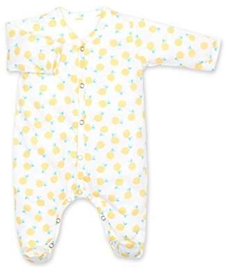 Bemini Newborn Jersey Pyjama, Lemon Fanta 32