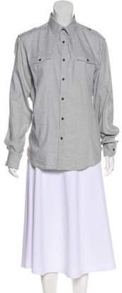 Reiss Long Sleeve Button-Up