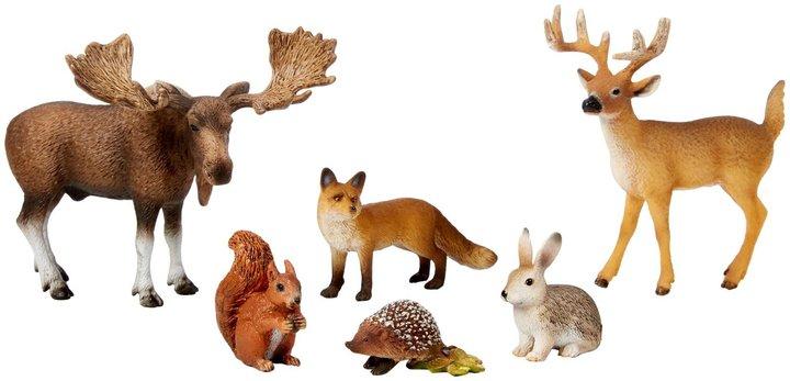Schleich World of Nature North American Animals Series 1