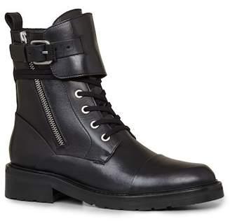 AllSaints Daria Cuffed Combat Boot (Women)