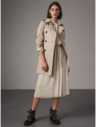 Burberry The Kensington - Mid-length Trench Coat