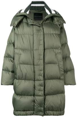 Ermanno Scervino oversized padded coat