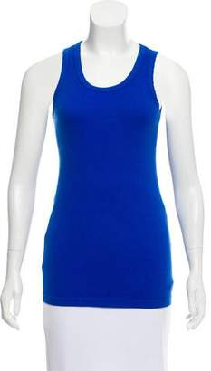 Zucca Sleeveless Ribbed Top