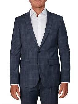 Simon Carter 2B Notch Lapel Wool Alfie Suit Jacket