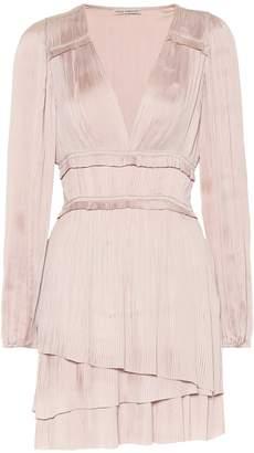 Ulla Johnson Corrine plisse pleated dress