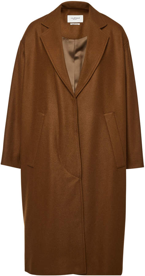 toile Cody Wool Coat with Cashmere