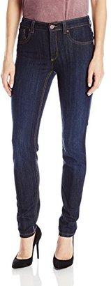 Jones New York Women's Lexington Skinny Indigo Denim $69.50 thestylecure.com