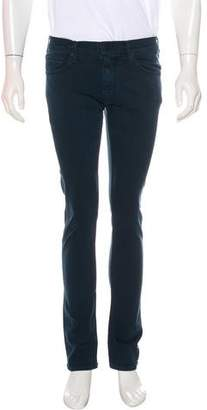 Paige Woven Skinny Jeans w/ Tags