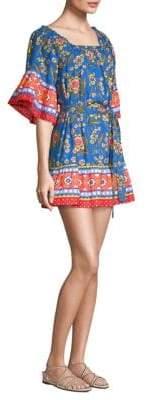 Joie Chloris Baja Batik Dress