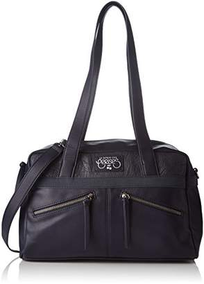 Le Temps Des Cerises Women's LTC4M4M Top-Handle Bag Blue