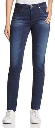 AG Jeans Prima Mid-Rise Cigarette Jeans in Gallant