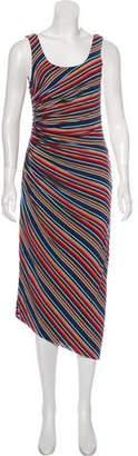Bailey 44 Striped Midi Dress
