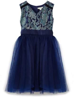 Yumi Girls Lace Dress
