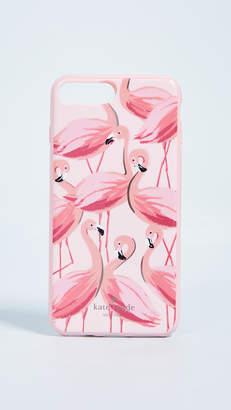 Kate Spade Painted Flamingos iPhone 8 Plus / 7 Plus Case