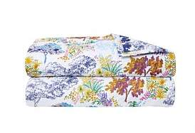 Yves Delorme Paysage Kb Quilted Bedspread 275 x 260