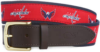 Vineyard Vines Washington Capitals Belt