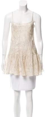 Marni Printed Sleeveless Tunic