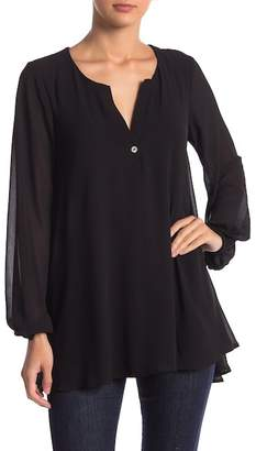Show Me Your Mumu Jamie Bishop Sleeve Tunic