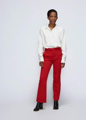 Maison Margiela Wool Flare Pants