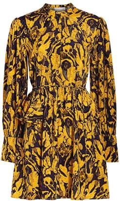 Stine Goya Aida Lenita Print Dress