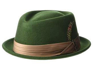 16d294c808a Pork Pie Mens Hats - ShopStyle
