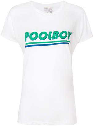 Baum und Pferdgarten Pool Boy T-shirt