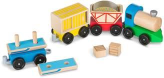 Melissa & Doug Cargo Train Set