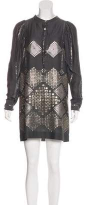 Stella McCartney Brocade Mini Dress