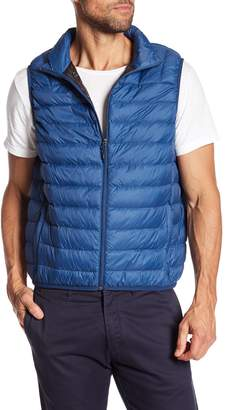 Hawke & Co Quilted Packable Down Vest
