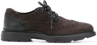 Hogan hiking lace-up shoes