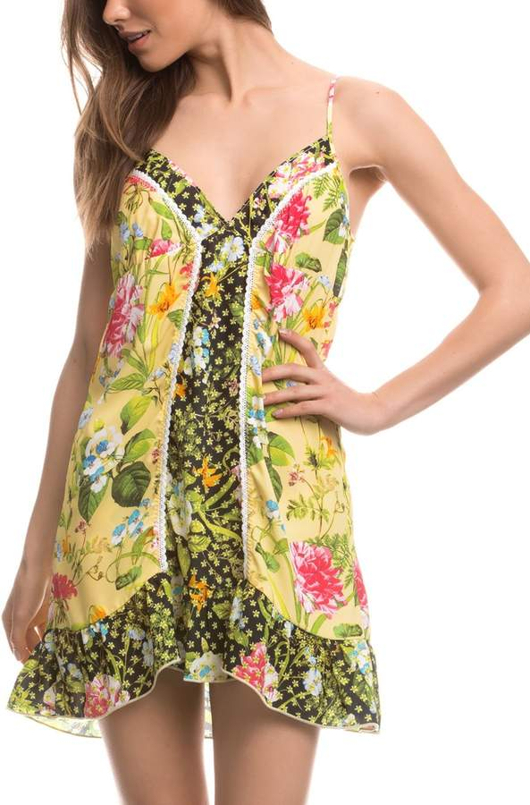isabella rose Sweet Surrender Cover-Up Dress