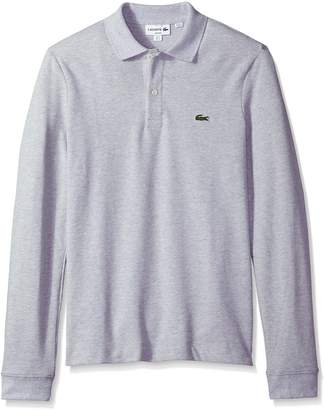 701d11f22179 at Amazon Canada · Lacoste Men s Long Sleeve Classic Slim FIT Pique Polo