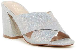 Shellys London Dani Metallic Crossover Mule