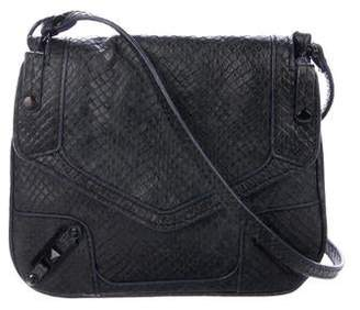 Rebecca Minkoff Leather Embossed Crossbody Bag