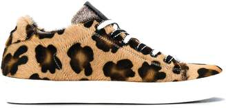 Leather Crown Bassa sneakers