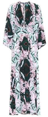 Melissa Odabash Erin belted kimono maxi dress