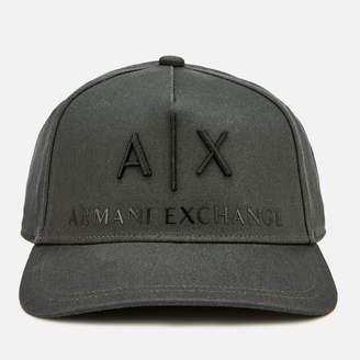 Armani Exchange Men's Logo Cap