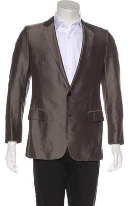 Christian Dior Silk-Blend Blazer