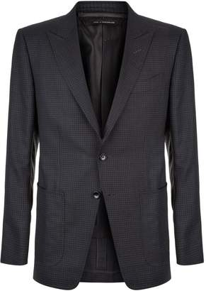 Tom Ford O'Connor Check Blazer