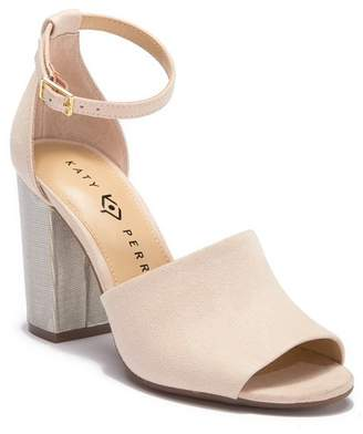 8ca8dea9bf8 Katy Perry Beige Women s Sandals - ShopStyle